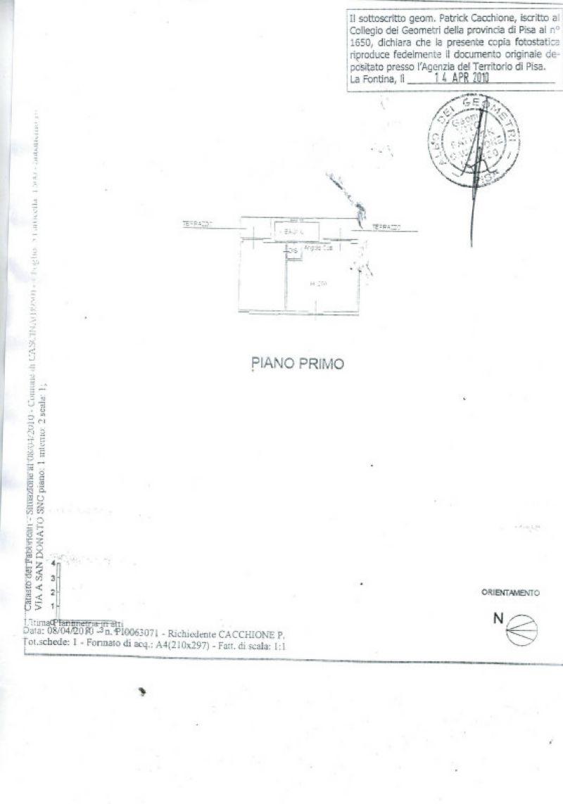 Vendita  bilocale Cascina Via Piantalbis 1 489224