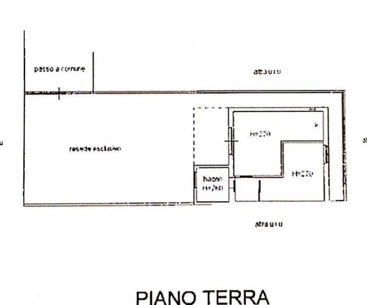 Vendita  bilocale Pisa Via San Biagio 1 967885