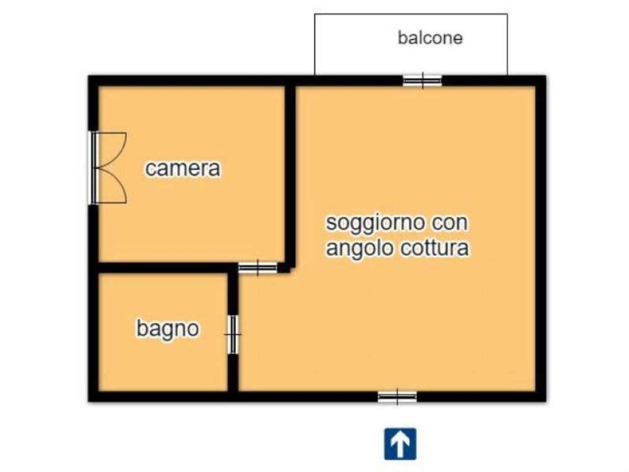 Vendita  bilocale Pisa Via Taddei 1 676010