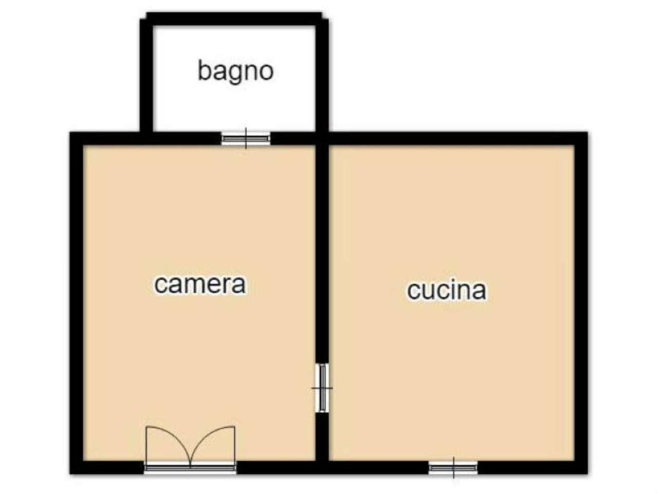 Affitto  bilocale Pisa Viale D'annunzio 1 1076641