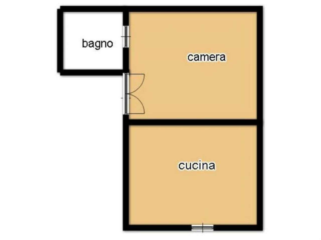 Affitto  bilocale Pisa Via Delle Lenze 1 308836