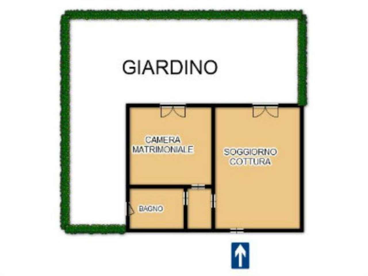 Vendita  bilocale Pisa Via San Jacopo 1 343260