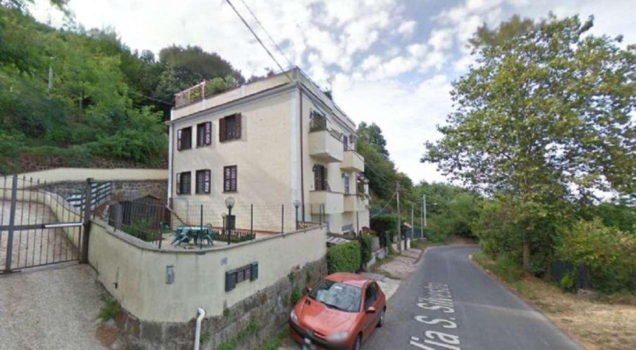 Bilocale Monte Compatri Via San Silvestro 2