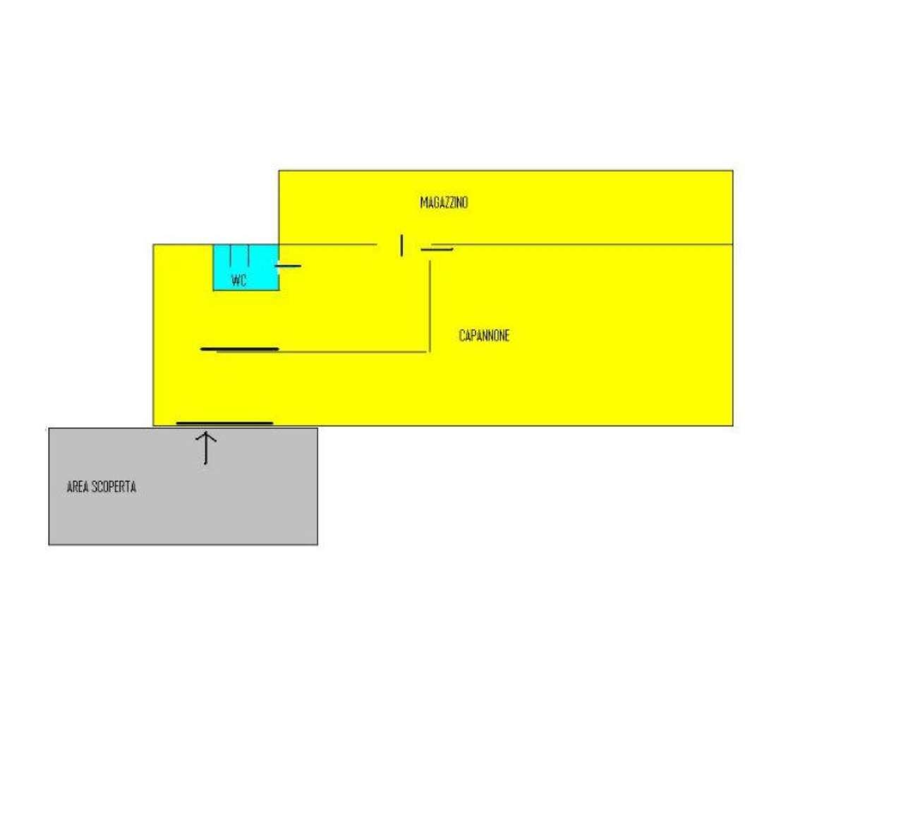 Burago di Molgora Vendita CAPANNONE Immagine 1