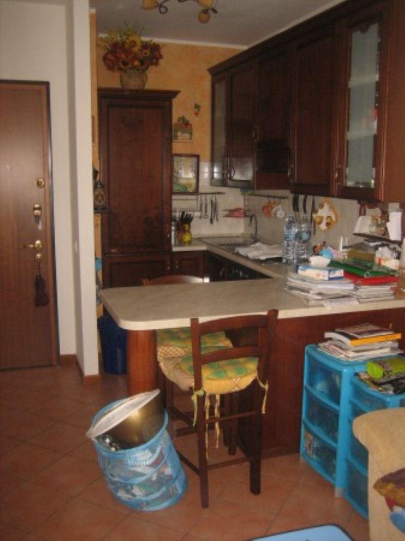 Bilocale Ornago Via Borsellino 5