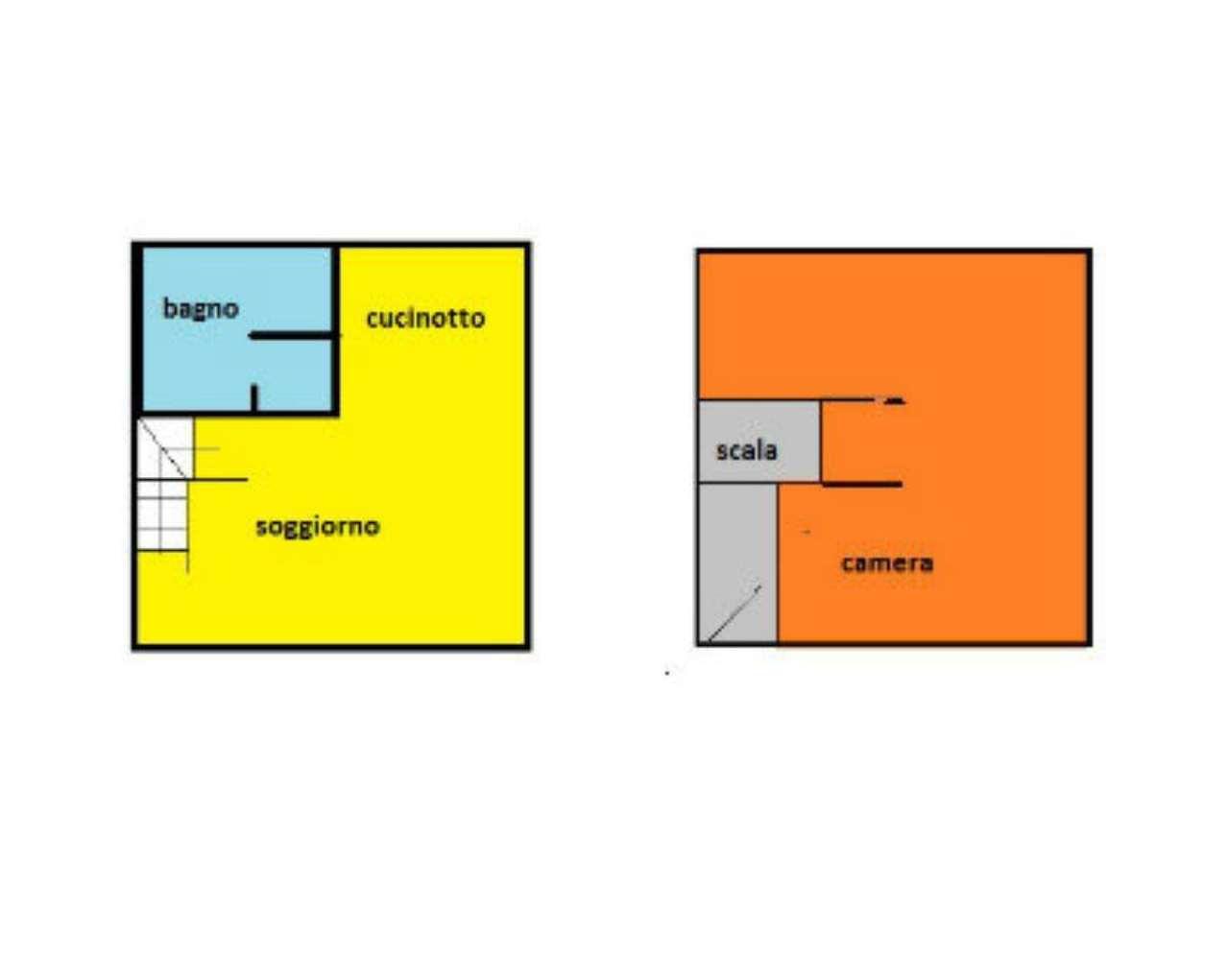Vendita  bilocale Ornago Via Bellusco 1 629548