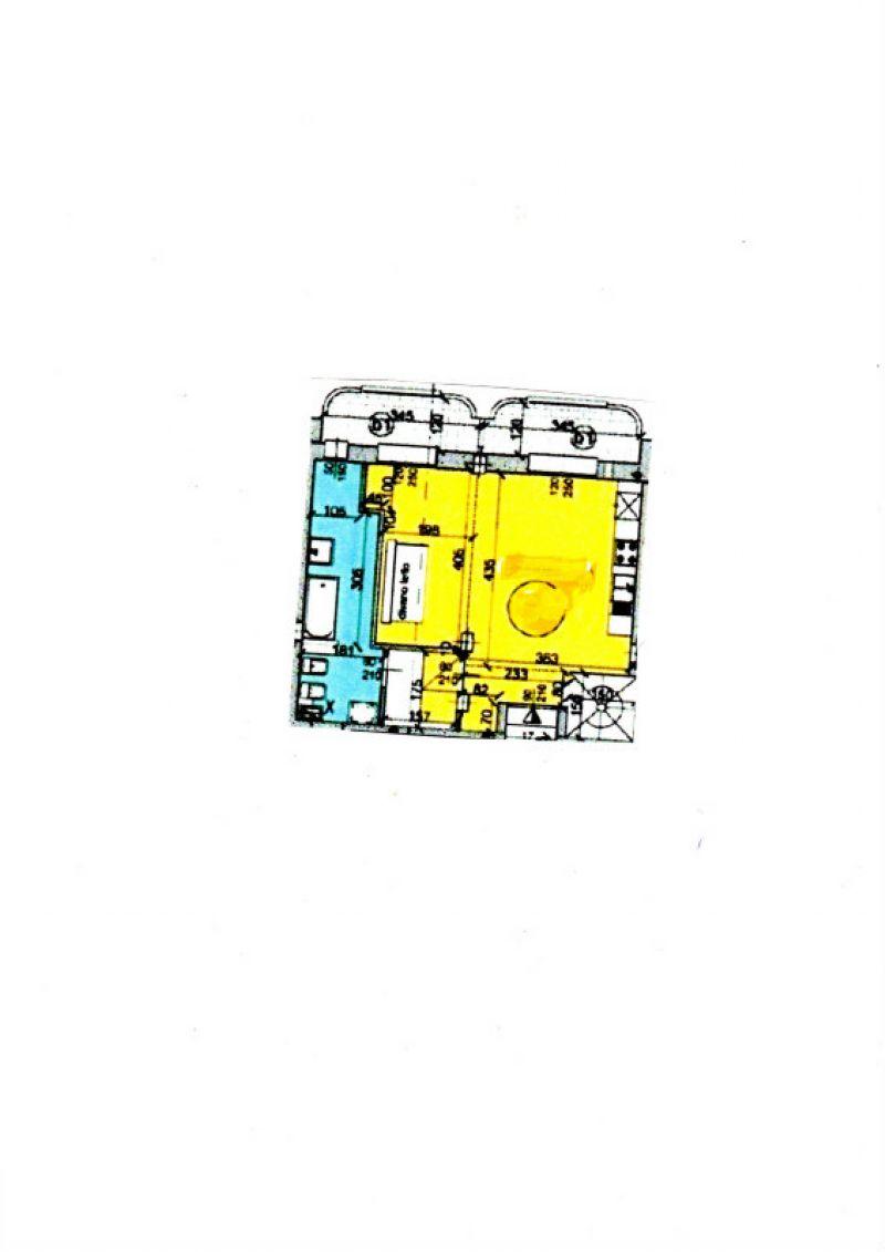 Vendita  bilocale Agrate Brianza Via De Gasperi 1 636153