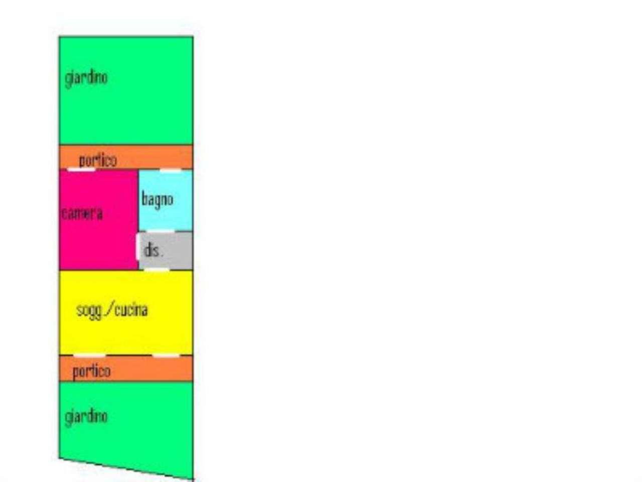 Vendita  bilocale Cavenago di Brianza Via Sant'antonio 1 253635