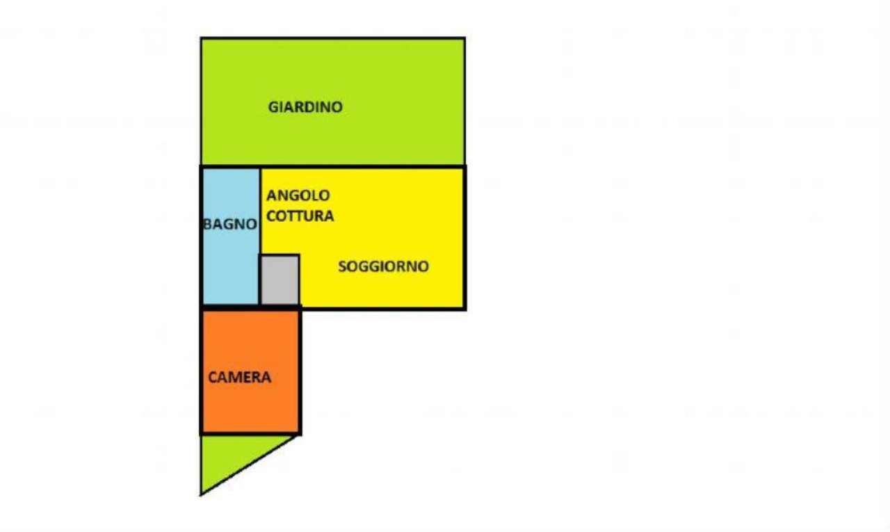 Vendita  bilocale Agrate Brianza Via Lecco 1 855974