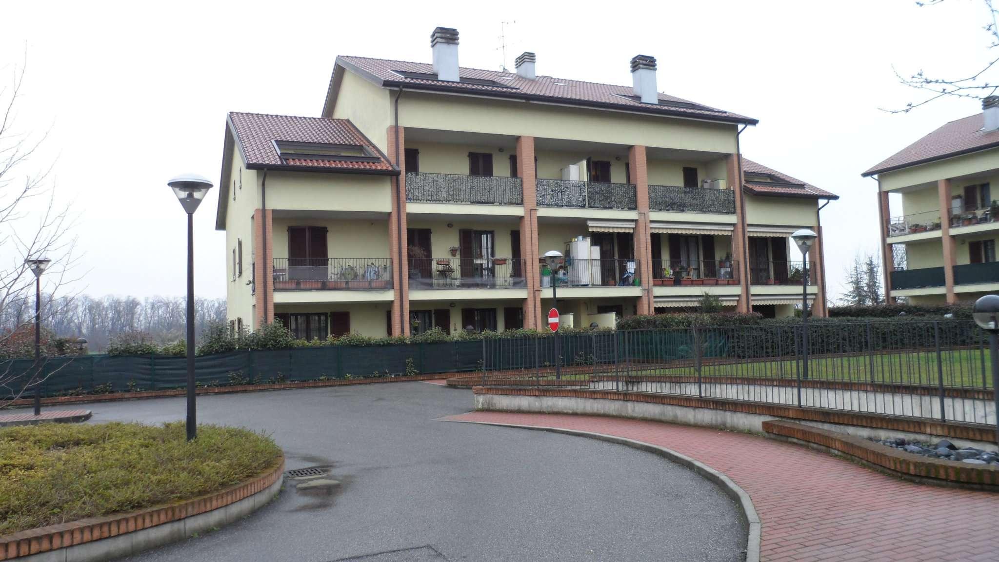 Bilocale Ornago Via Via  Sanatorio 13