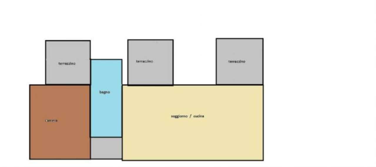 Vendita  bilocale Ornago Via Via  Sanatorio 1 911321