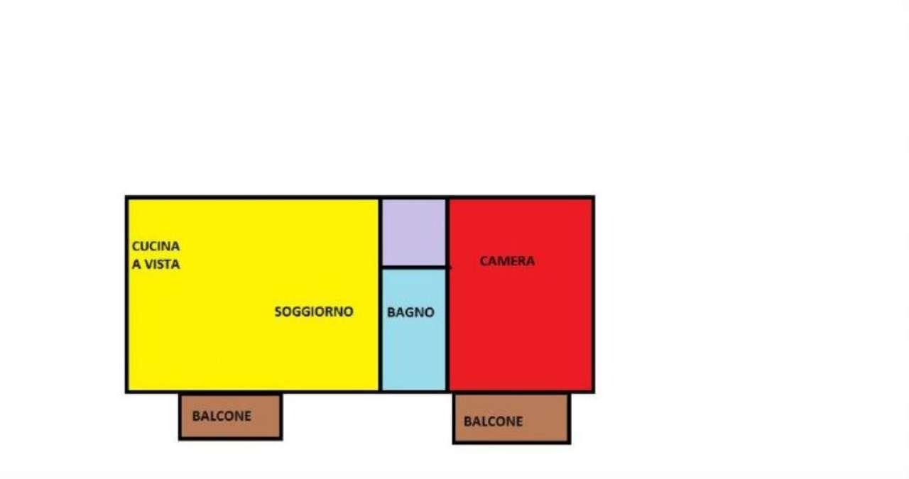 Vendita  bilocale Roncello Via Marconi 1 1019717