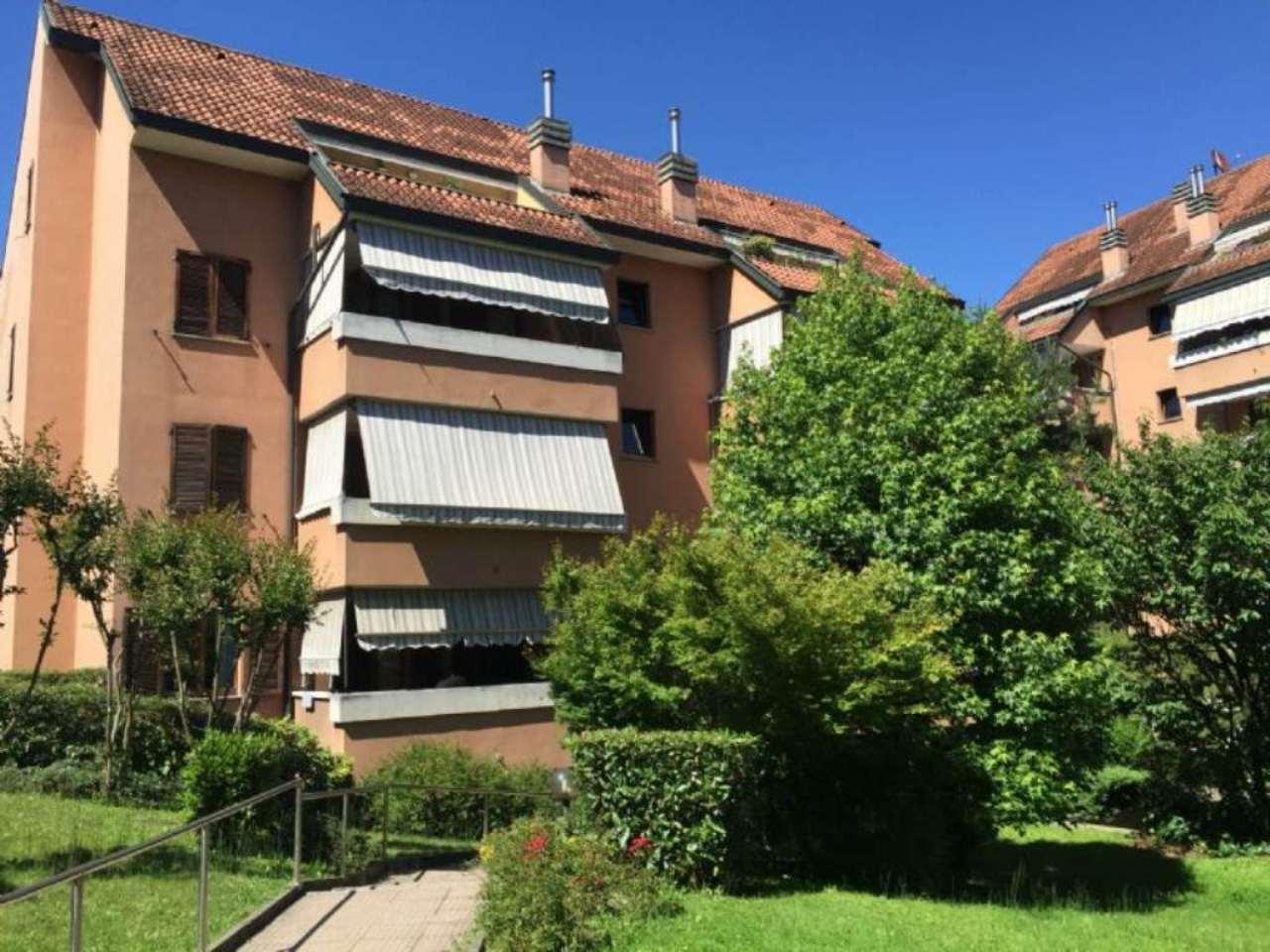 Bilocale Cavenago di Brianza Via Mazzini 2