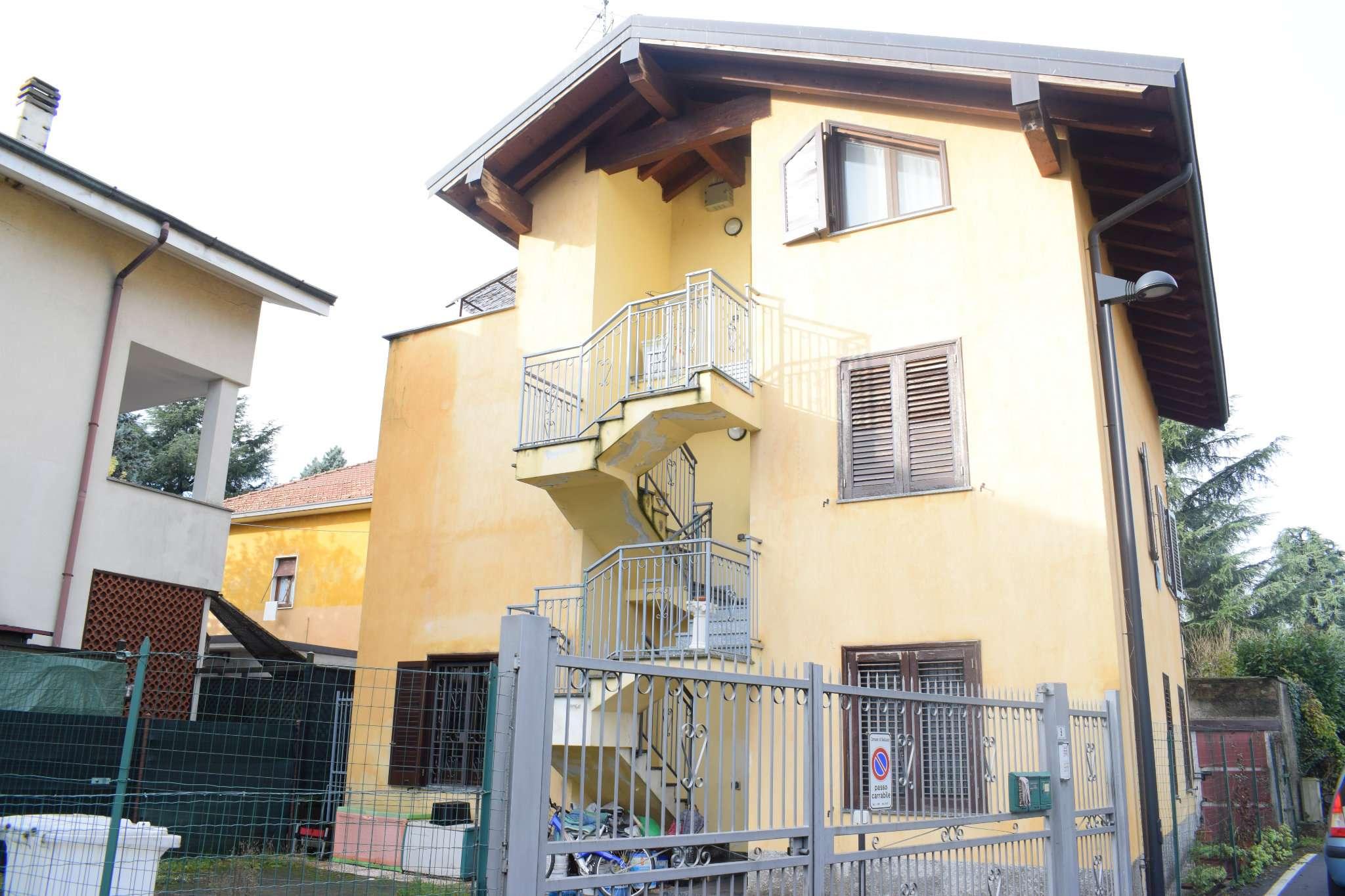 Bilocale Bellusco Via Bergamo 1