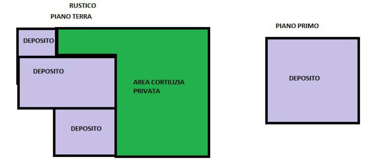 Cavenago di Brianza Vendita CASALE / RUSTICO / CASA / CASCINA Immagine 1