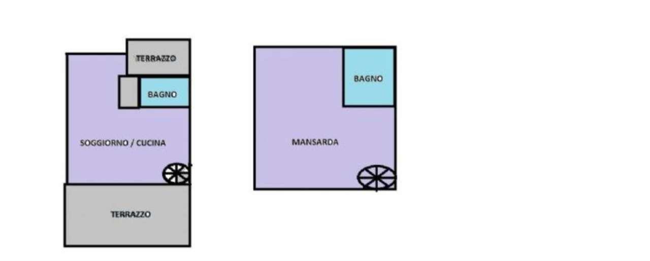 Vendita  bilocale Cavenago di Brianza Via Dei Mille 1 684280