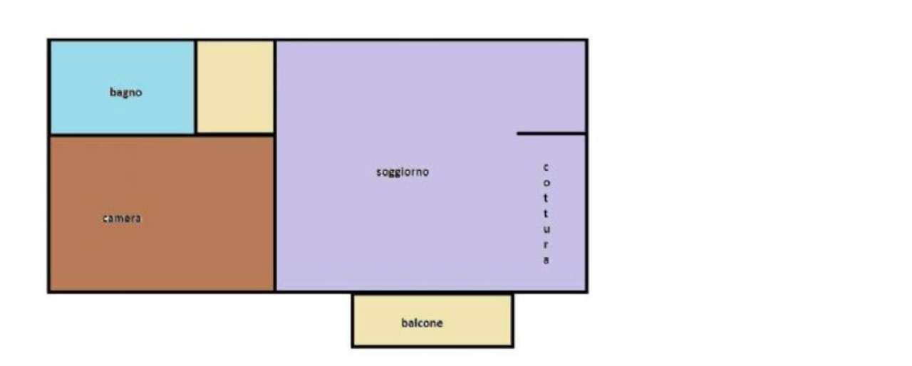 Vendita  bilocale Cavenago di Brianza Via Piave 1 685365