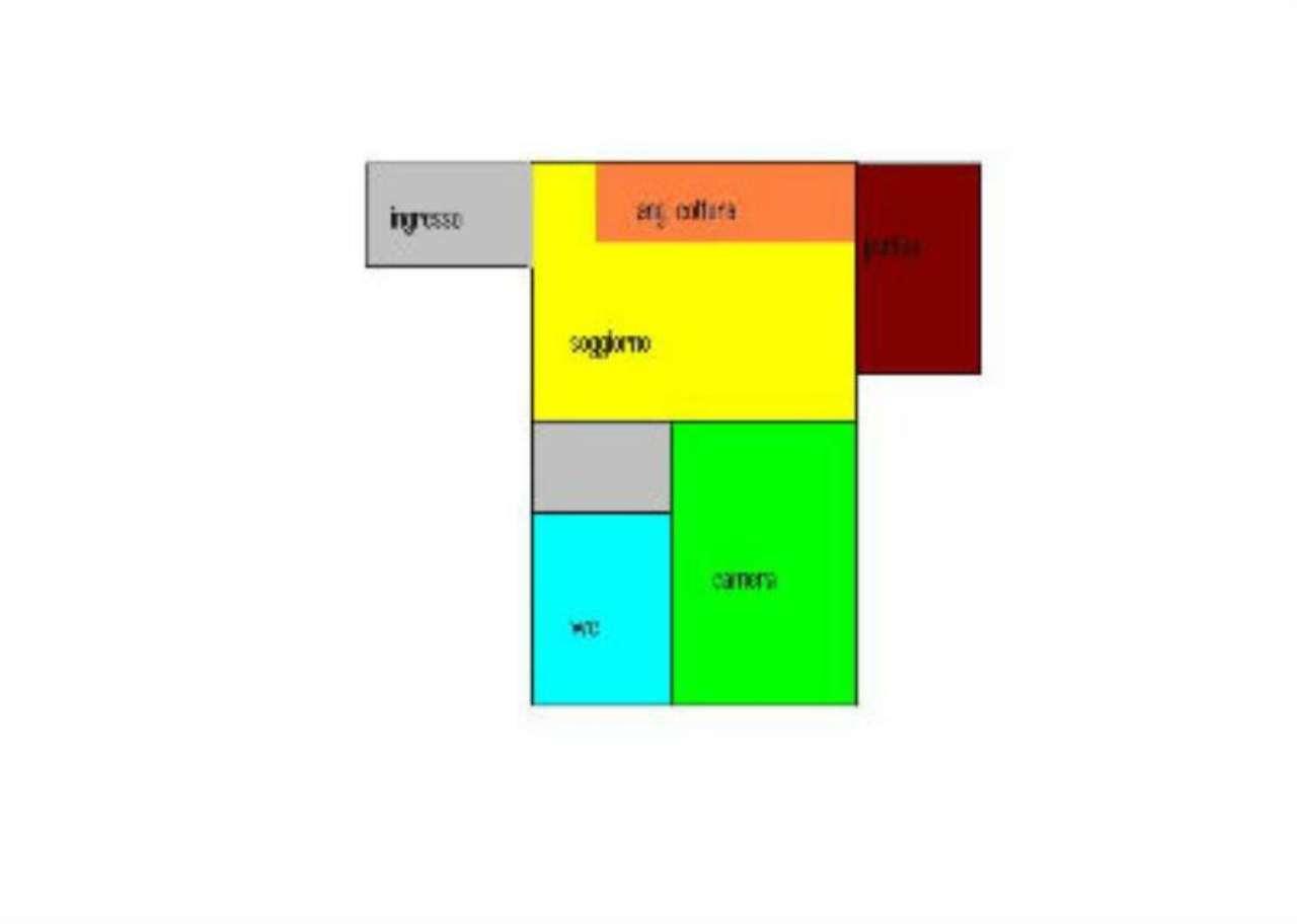 Vendita  bilocale Ornago Via Falcone 1 521098