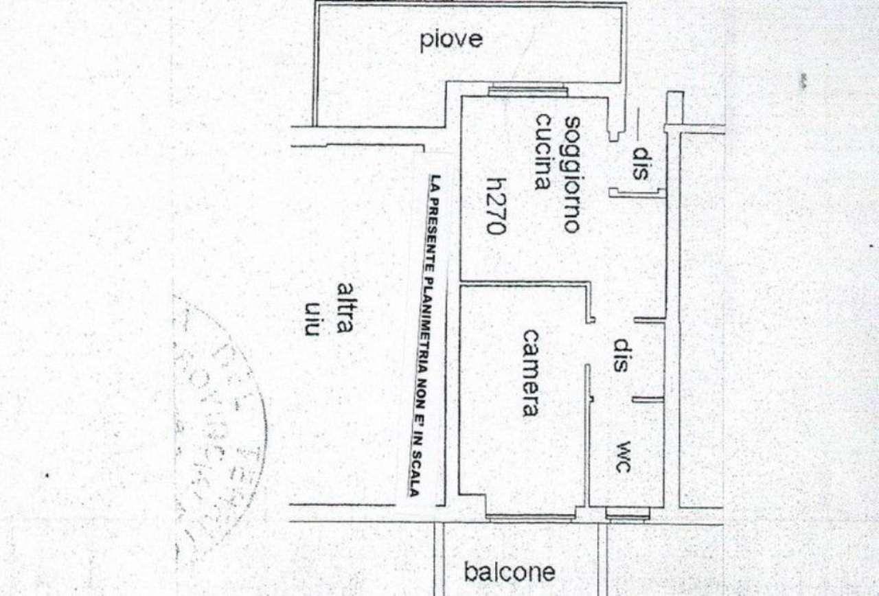 Affitto  bilocale Monza Via Ferrari 1 297788