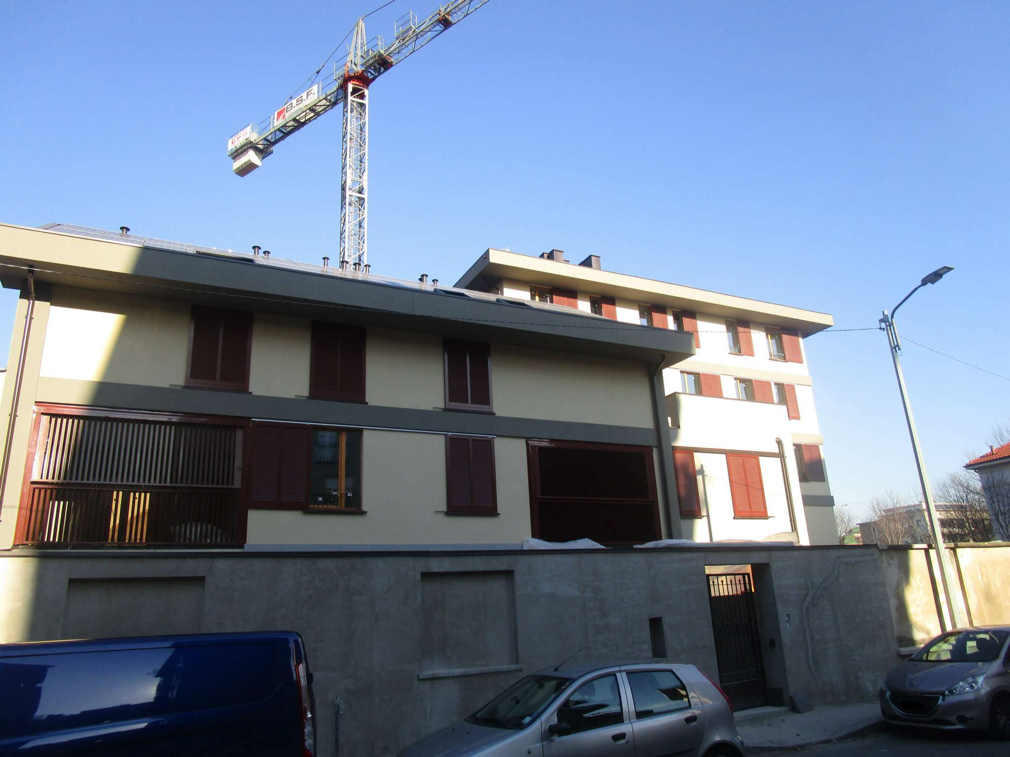 Bilocale Monza Via Oslavia 8