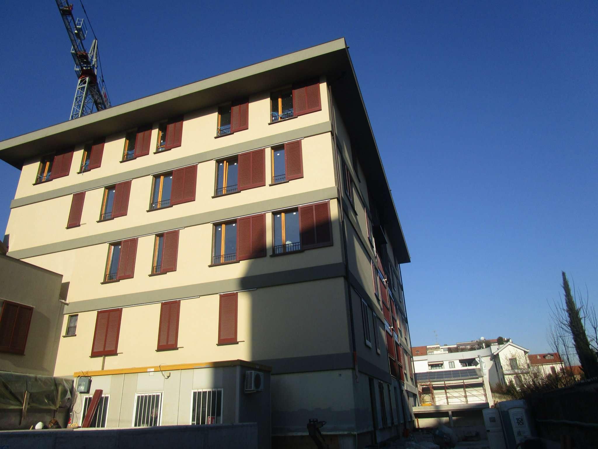 Bilocale Monza Via Oslavia 10