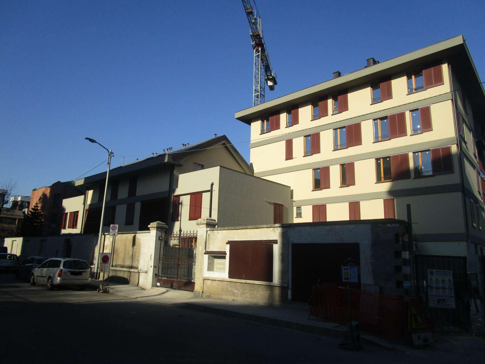 Bilocale Monza Via Oslavia 4