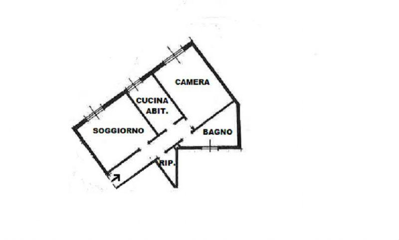 Vendita  bilocale Cinisello Balsamo Via Zona Fulvio Testi 1 1024224