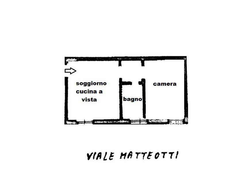 Vendita  bilocale Cinisello Balsamo Via Matteotti 1 1073358