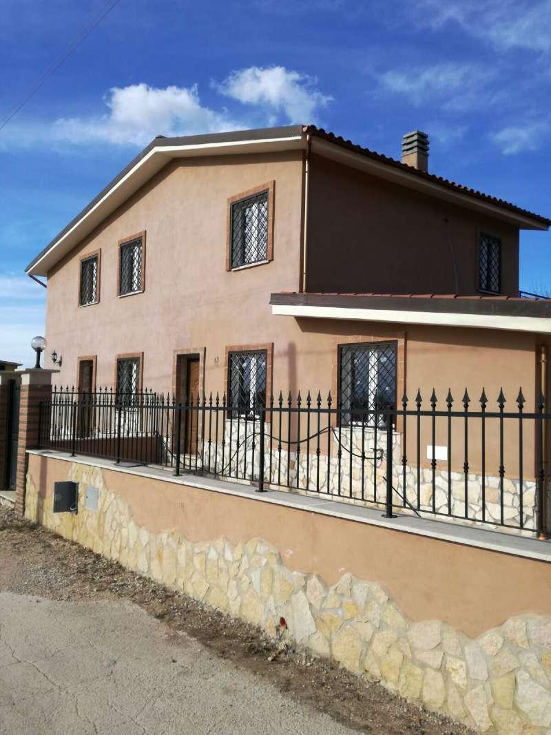 Villa Bifamiliare in vendita a Marcellina, 4 locali, prezzo € 220.000 | Cambio Casa.it