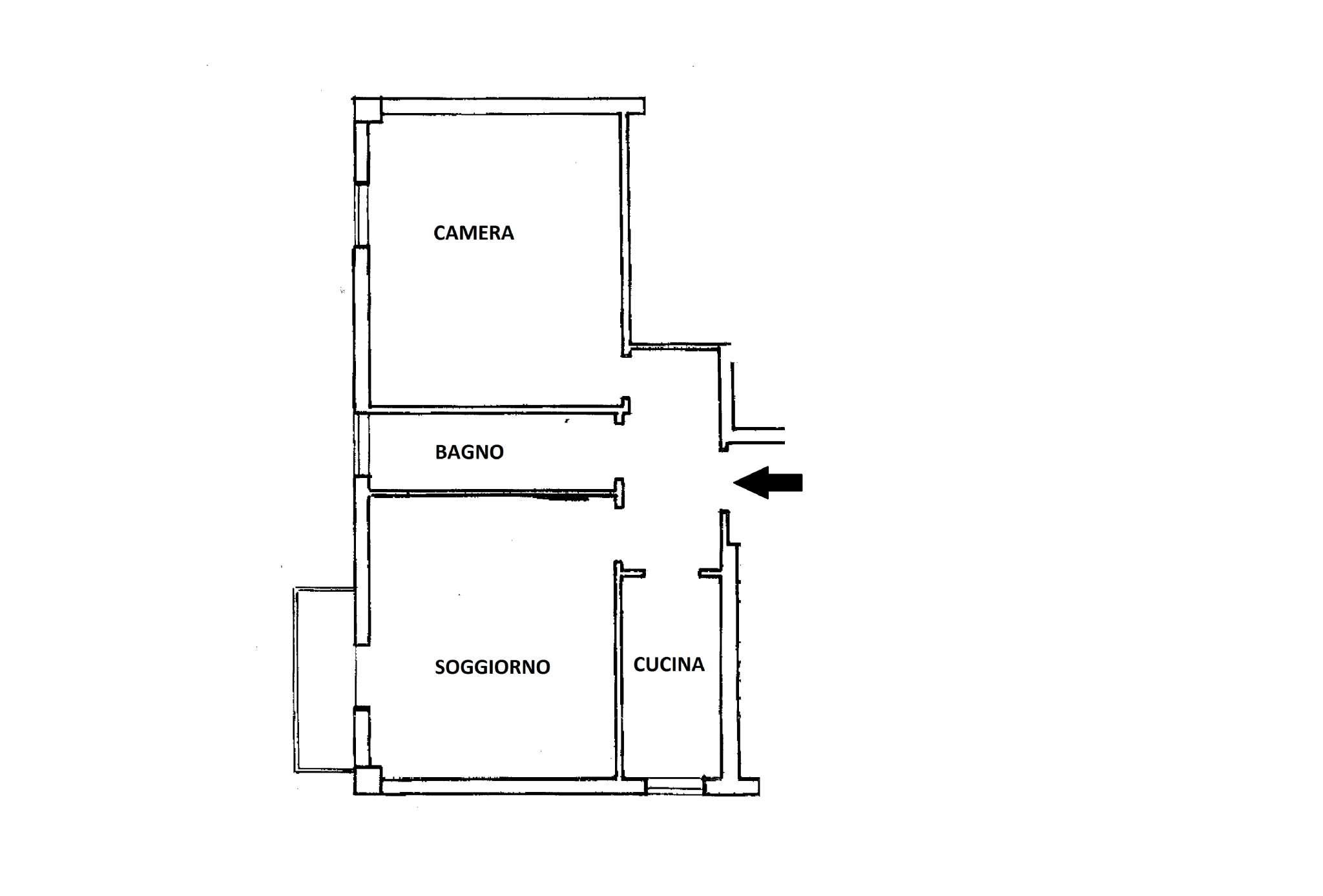Vendita  bilocale Bresso Via Ambrogio Strada 1 838827