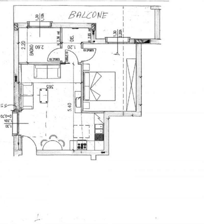 Affitto  bilocale Bresso Via Zucchi 1 1073190