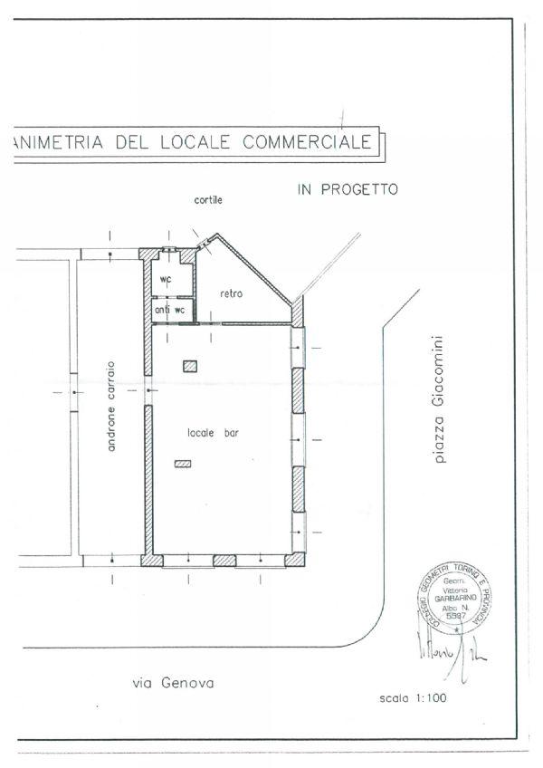Torino Vendita NEGOZI Immagine 1