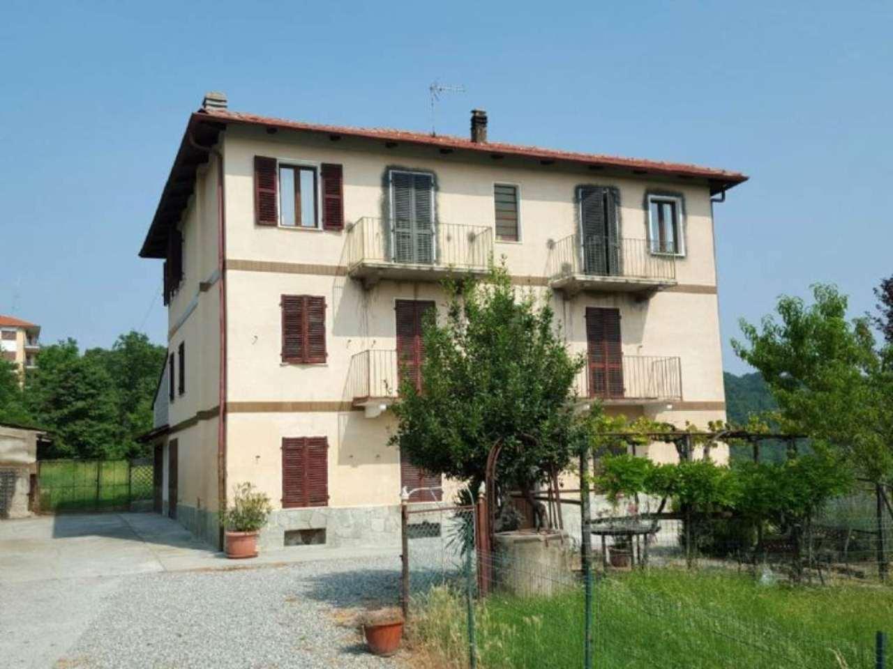 Soluzione Indipendente in vendita a Baldissero Torinese, 8 locali, prezzo € 290.000   Cambio Casa.it