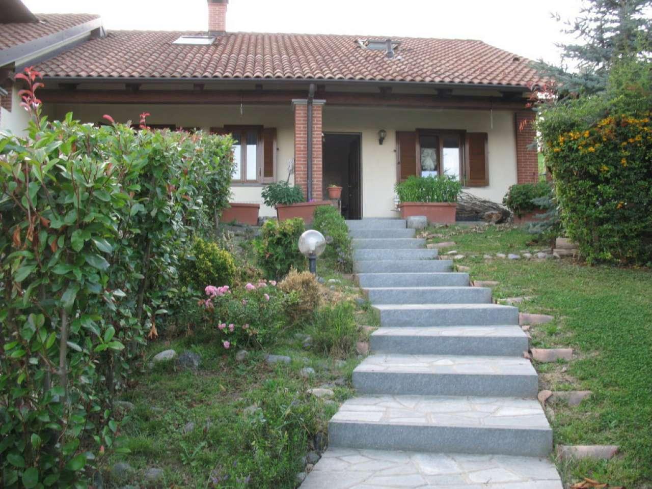 Soluzione Indipendente in vendita a Baldissero Torinese, 6 locali, prezzo € 275.000   Cambio Casa.it