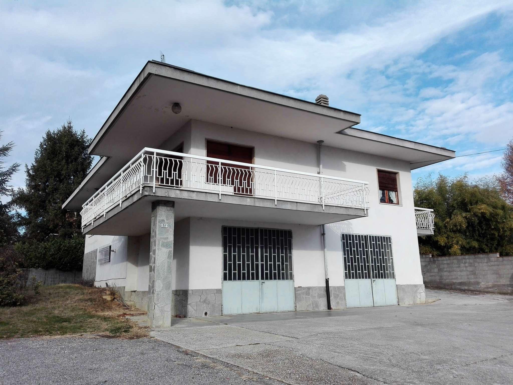 Casa Indipendente in vendita via Palazzotto Pino Torinese