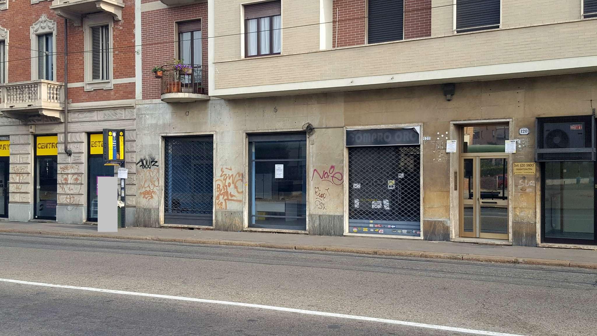 Negozio in affitto Zona Madonna di Campagna, Borgo Vittoria... - via Stradella 120 Torino