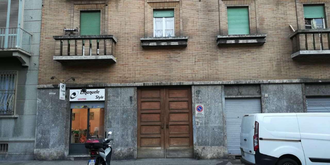 Box/Garage in affitto Zona San Salvario - via Giotto 17 Torino