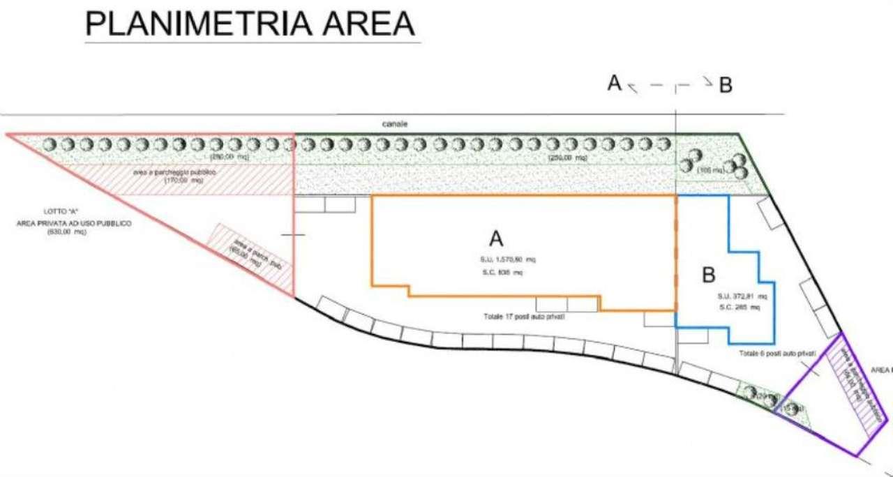 Terreno Commerciale in Vendita  zona Industriale Rif.6580918