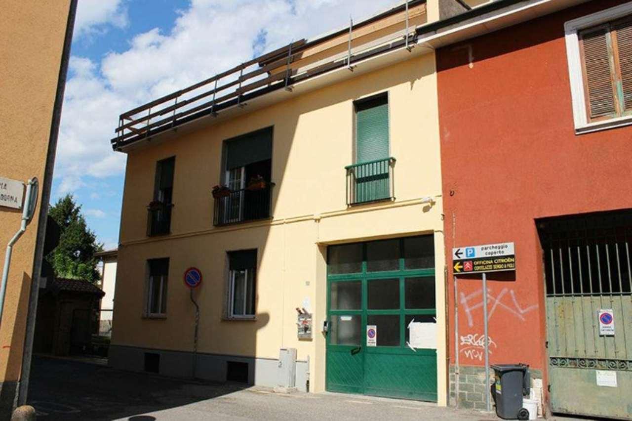 Bilocale Novate Milanese Via Alessandro Volta 12