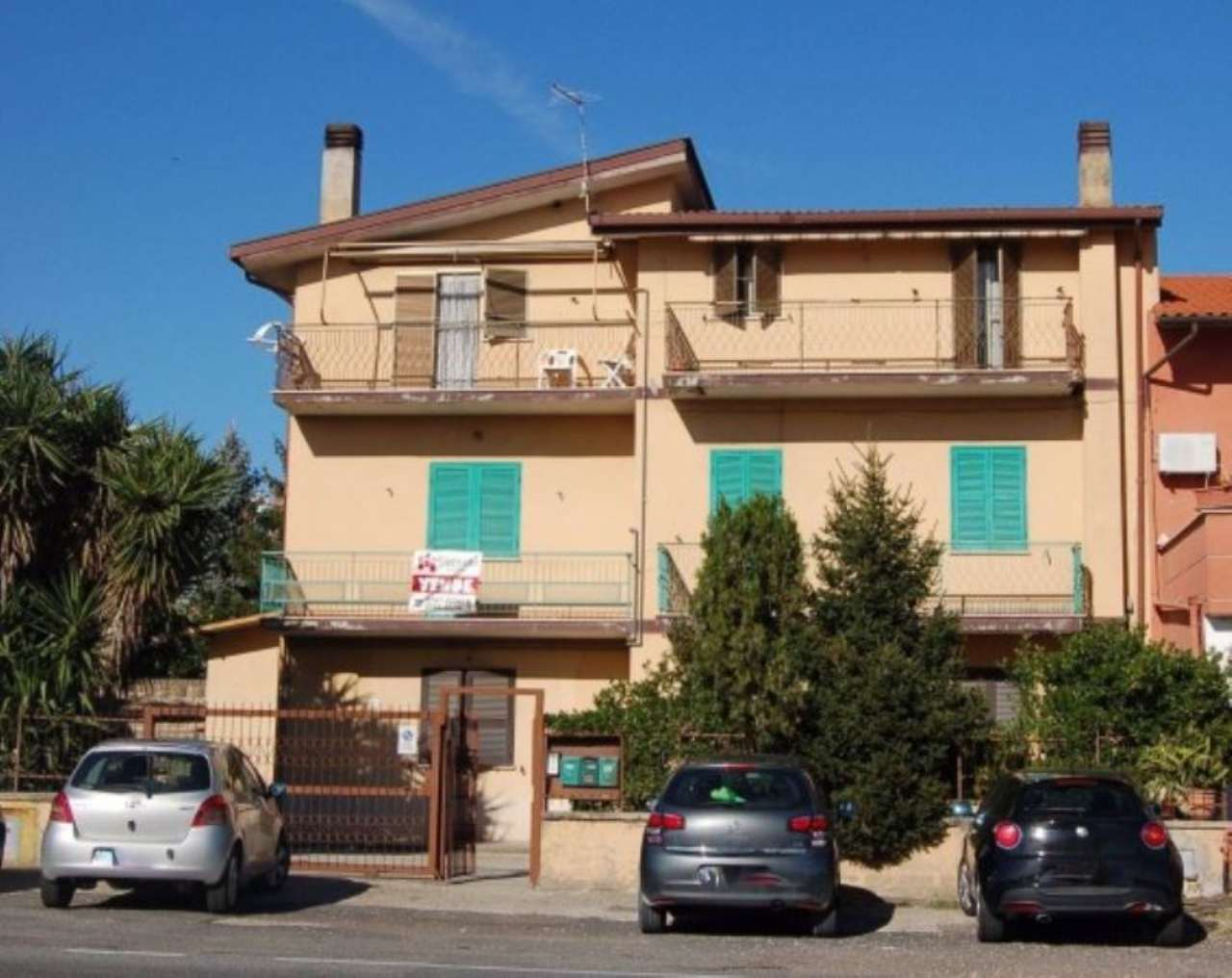 Villa in vendita a Fiano Romano, 6 locali, prezzo € 320.000 | Cambio Casa.it