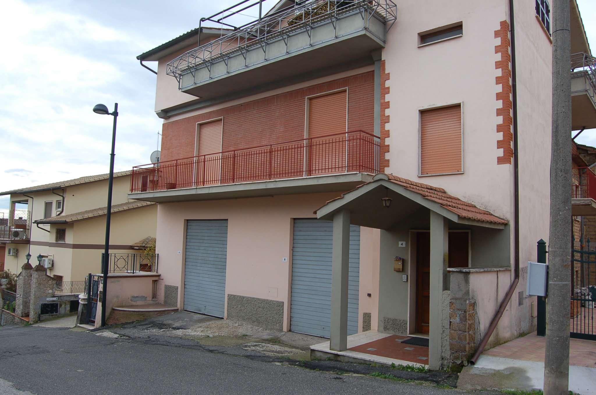 Appartamento in vendita a Fiano Romano, 3 locali, prezzo € 149.000 | Cambio Casa.it