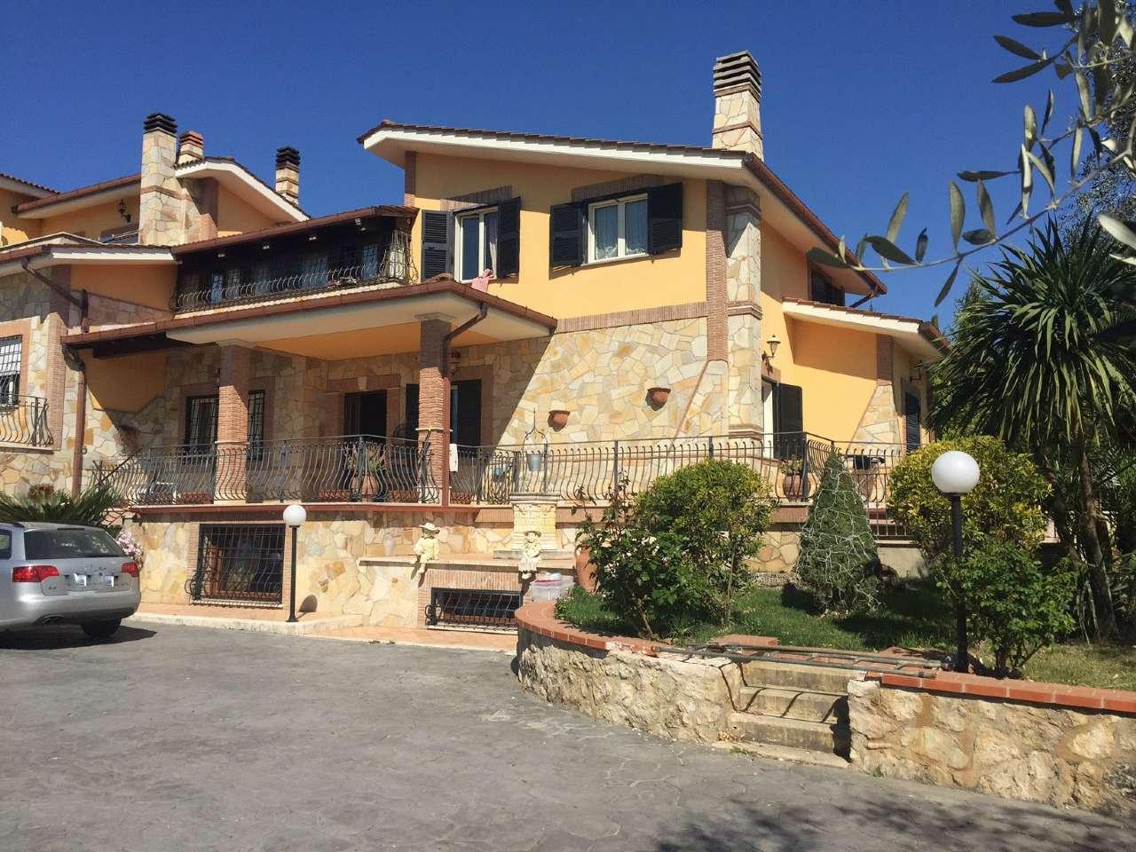 Villa in vendita a Fiano Romano, 10 locali, prezzo € 800.000   Cambio Casa.it