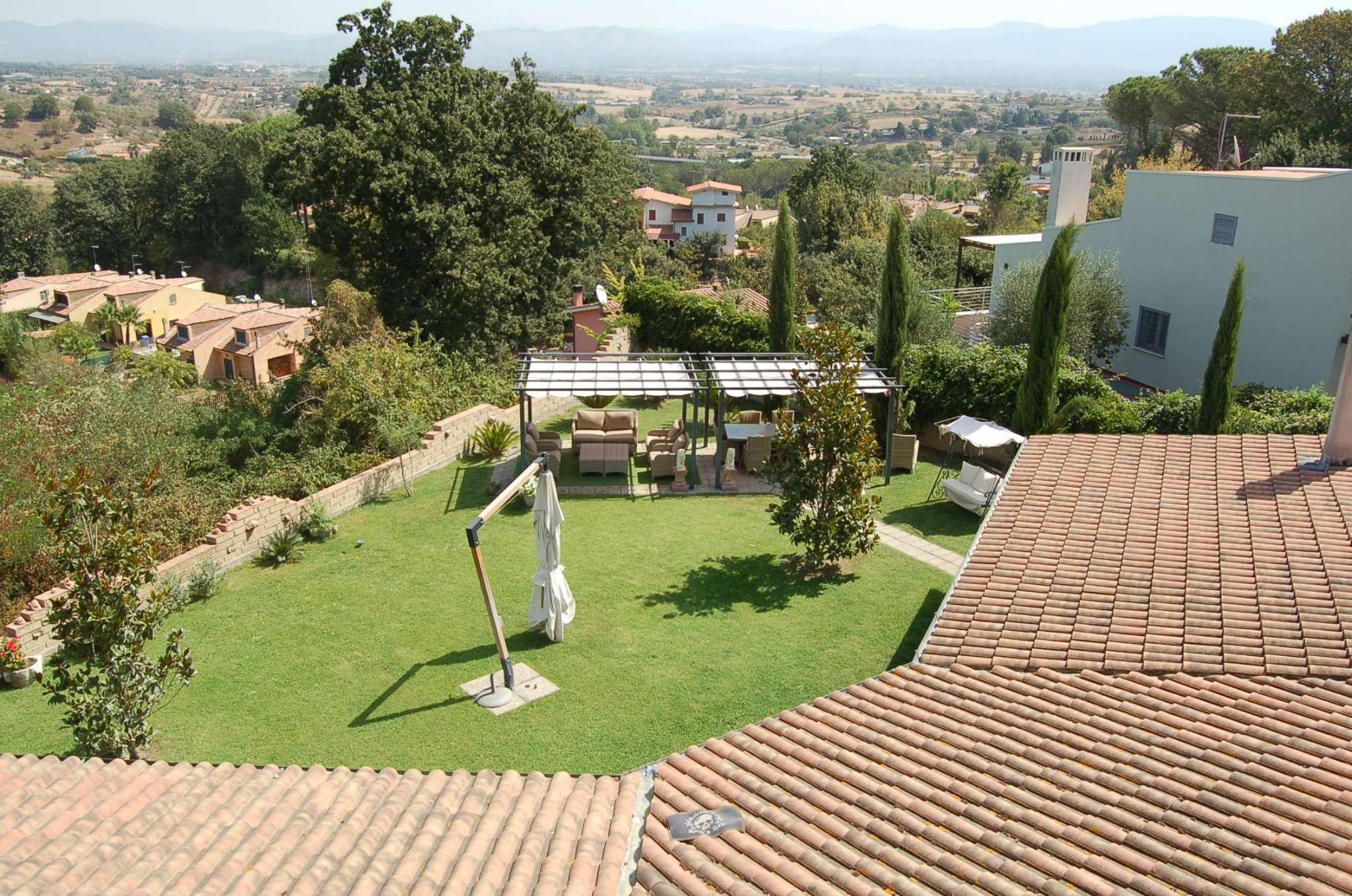Villa in vendita a Capena, 10 locali, prezzo € 1.500.000 | CambioCasa.it