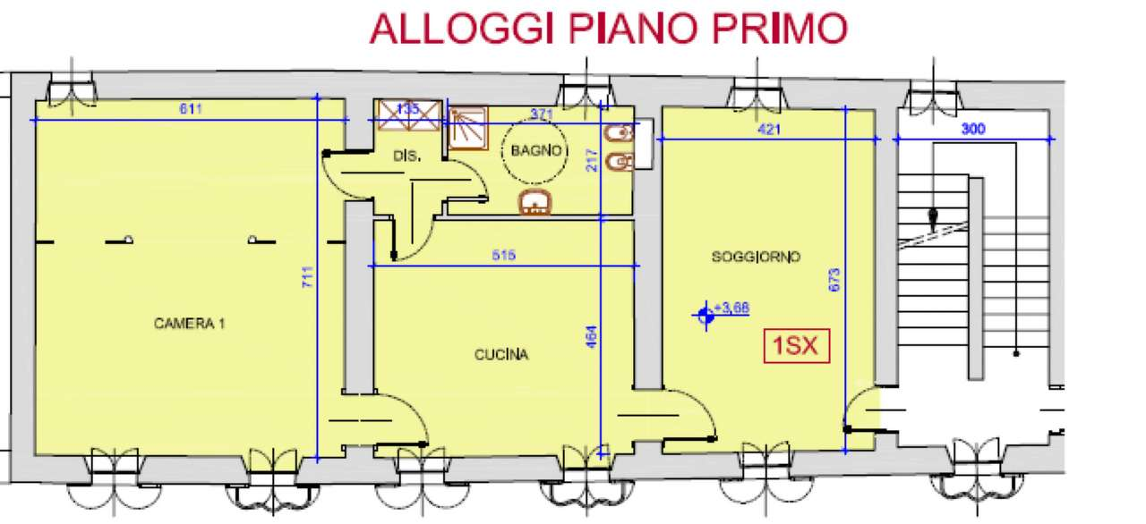 Rivalta di Torino Affitto APPARTAMENTO Immagine 1