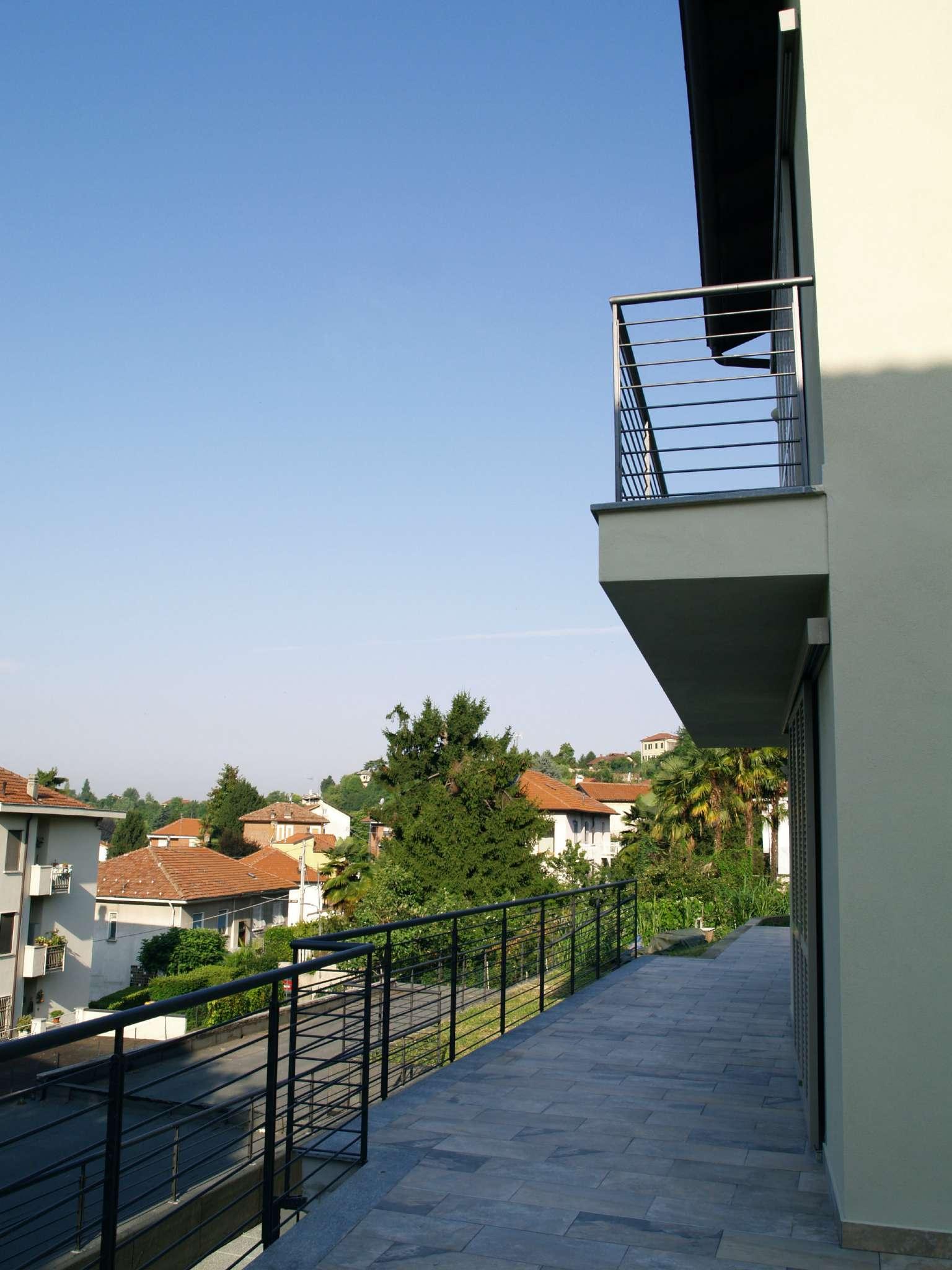 Foto 1 di Villa Bifamiliare strada Cesare Meano 18, Torino (zona Precollina, Collina)