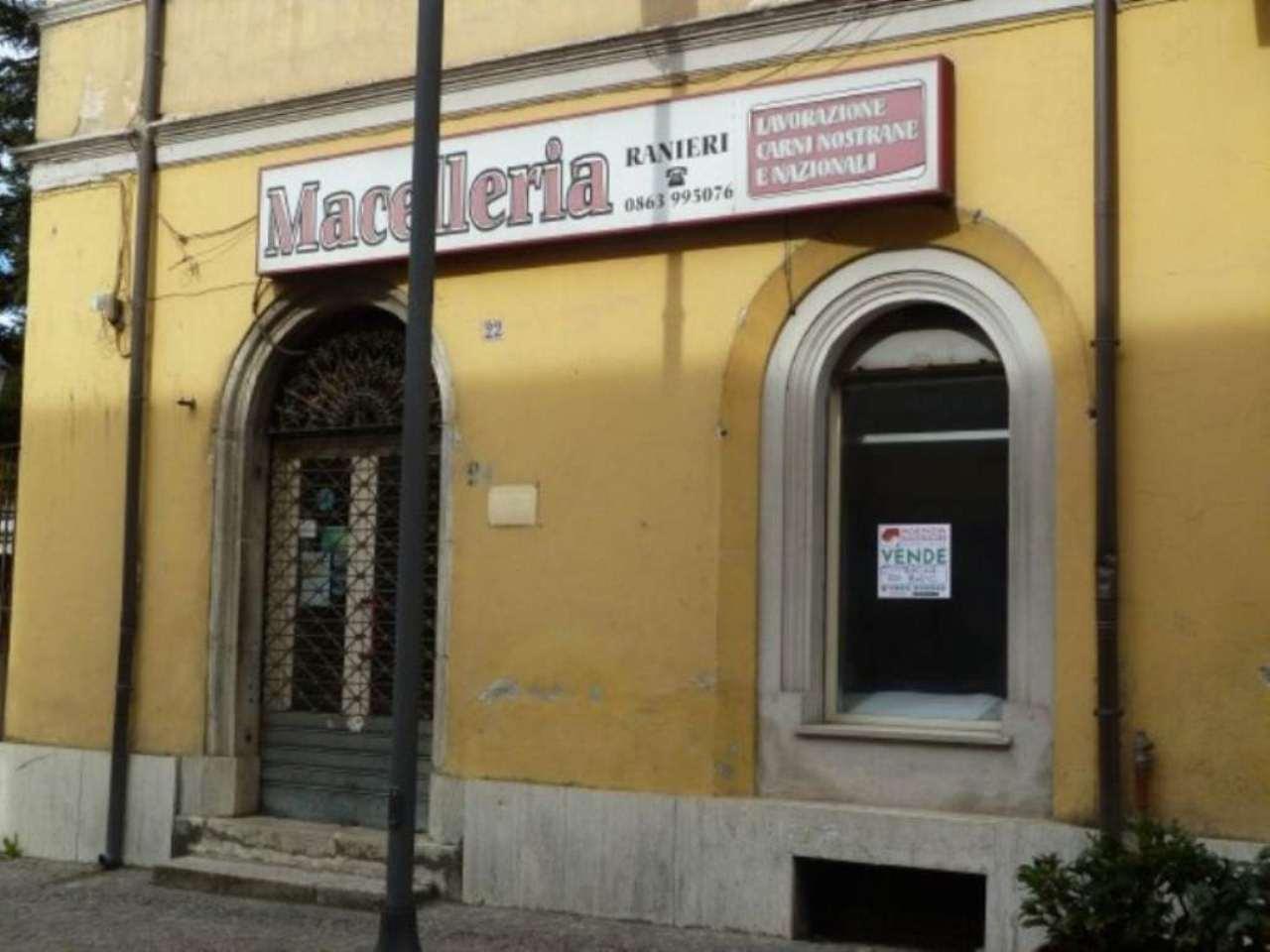 Negozio / Locale in vendita a Carsoli, 1 locali, prezzo € 150.000 | Cambio Casa.it