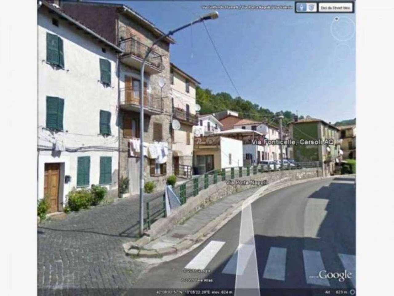 Bilocale Carsoli Via Fonticelle 5