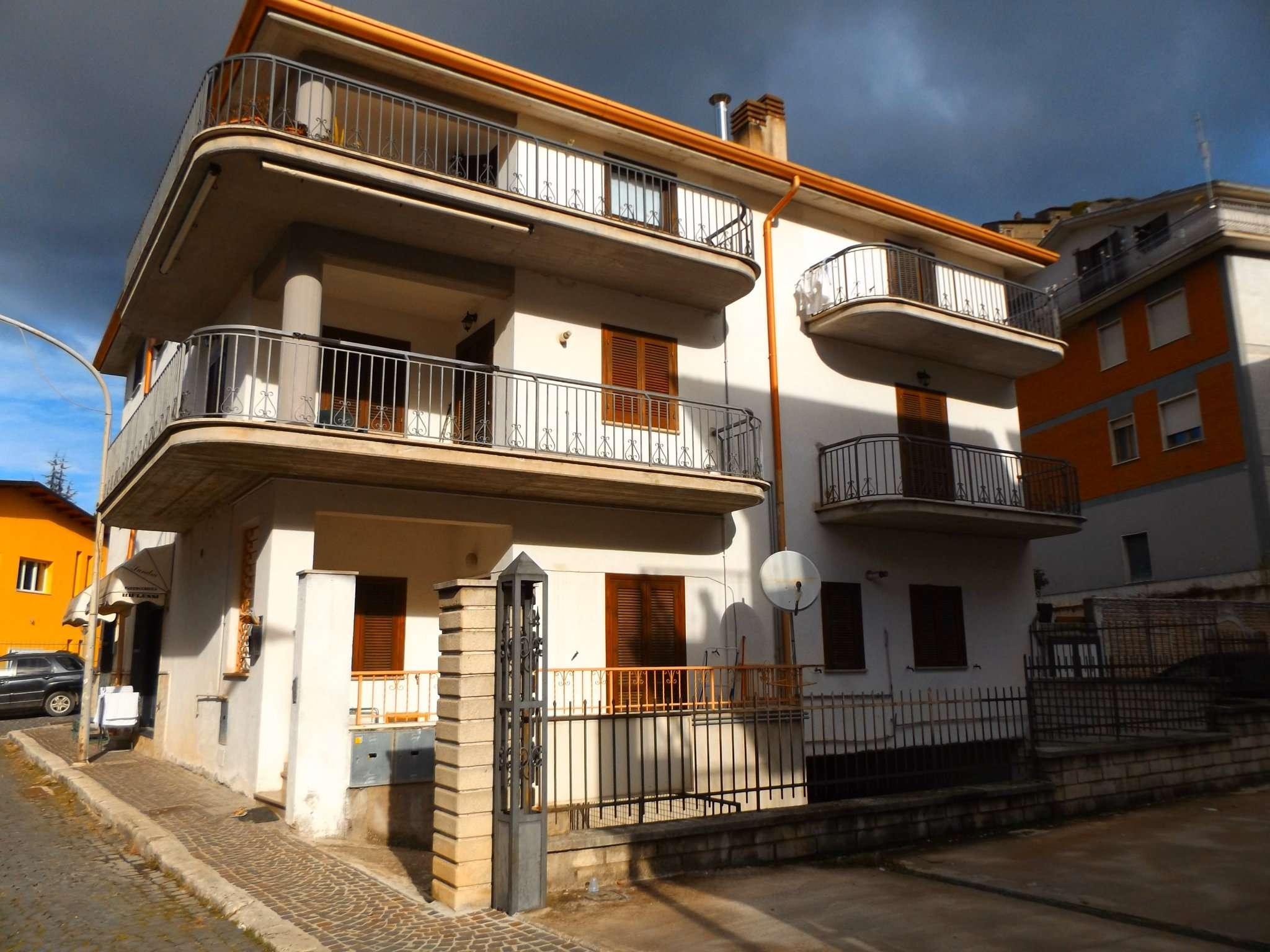 Bilocale Carsoli Via Genova 2