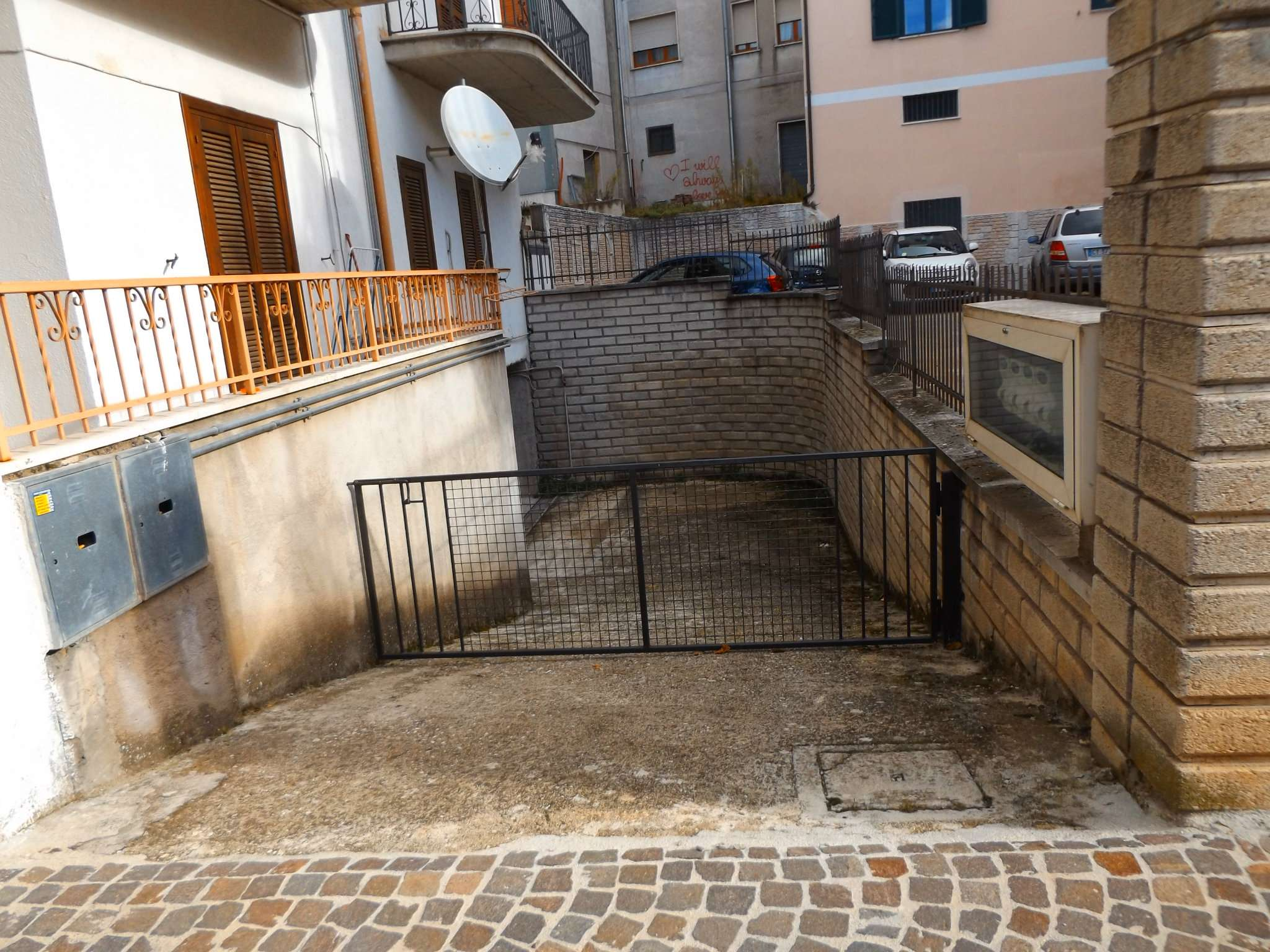 Bilocale Carsoli Via Genova 4