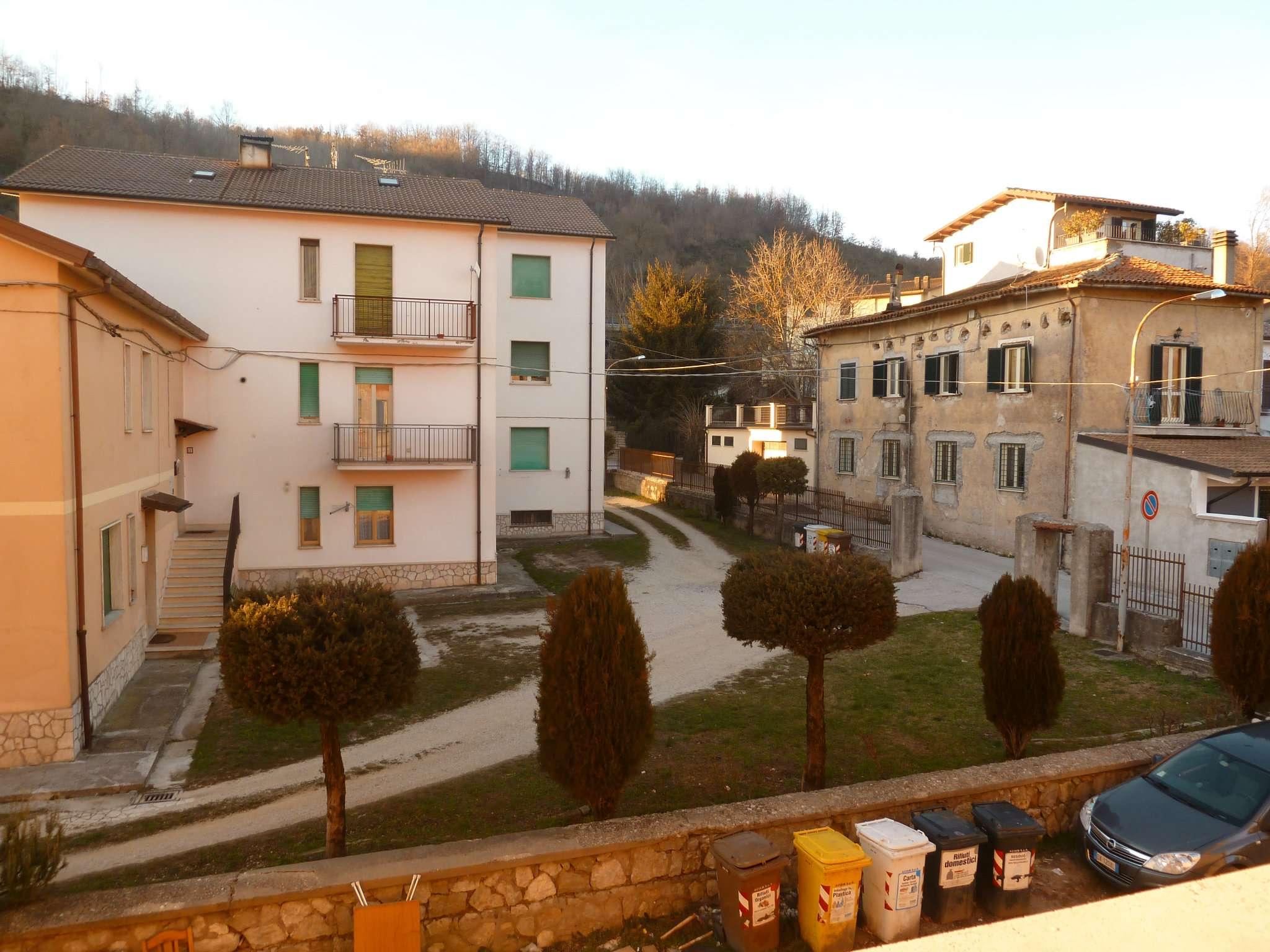 Bilocale Carsoli Via Degli Alpini 7